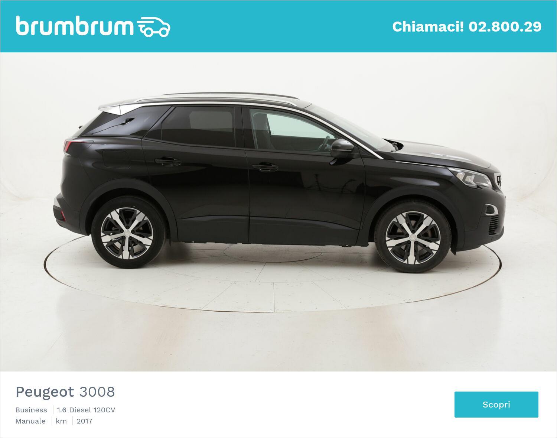 Peugeot 3008 Business usata del 2017 con 63.739 km | brumbrum