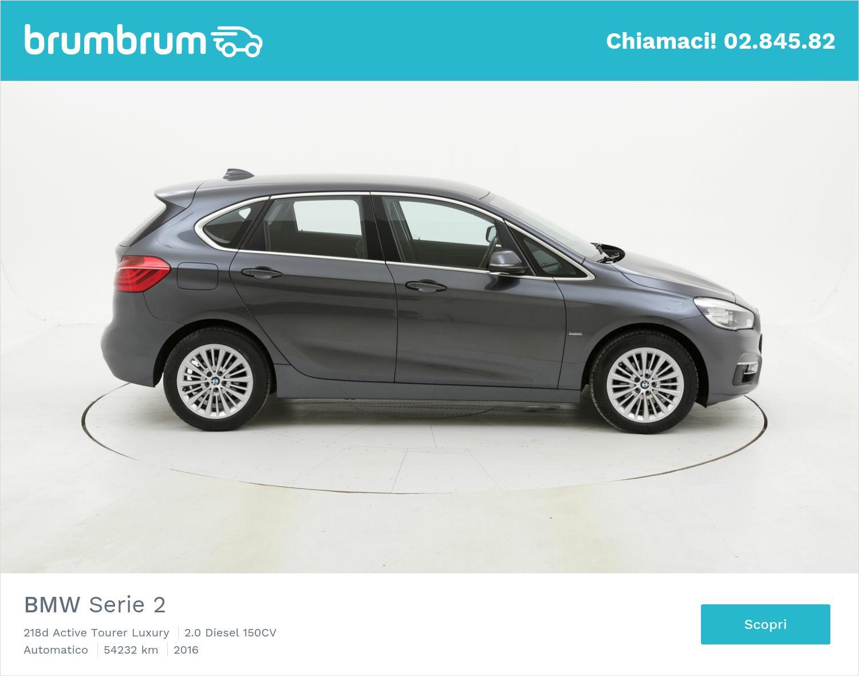 BMW Serie 2 usata del 2016 con 54.447 km | brumbrum