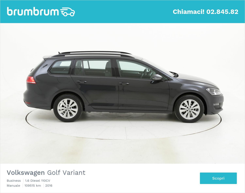 Volkswagen Golf Variant usata del 2016 con 109.795 km | brumbrum