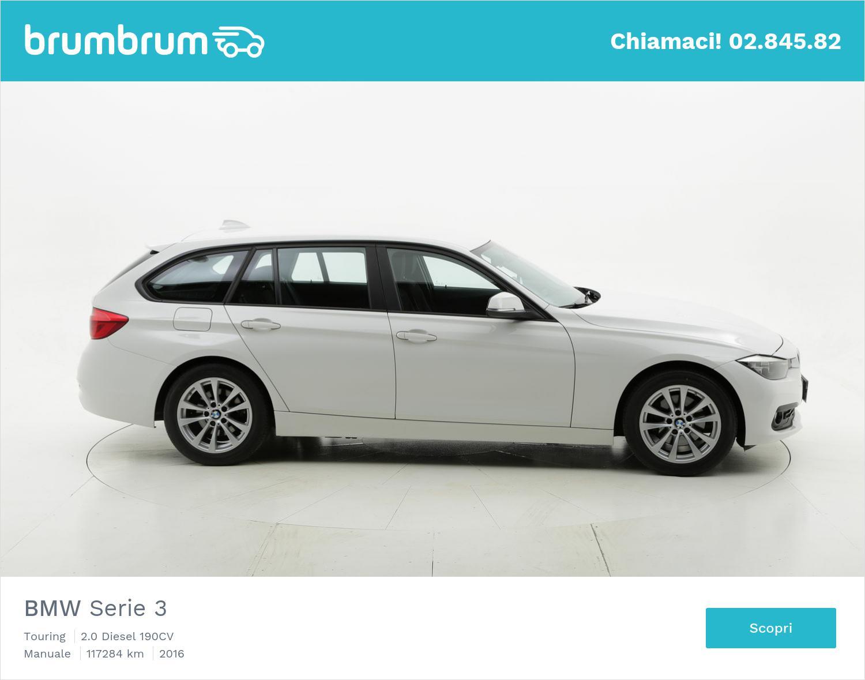 BMW Serie 3 usata del 2016 con 117.829 km | brumbrum