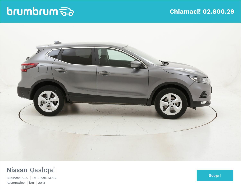 Nissan Qashqai Business Aut. usata del 2018 con 64.321 km | brumbrum