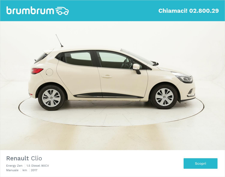 Renault Clio Energy Zen usata del 2017 con 30.489 km | brumbrum