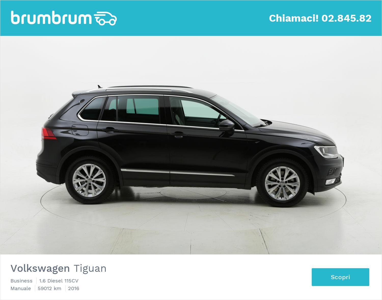 Volkswagen Tiguan usata del 2016 con 59.138 km   brumbrum