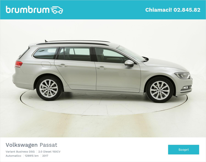 Volkswagen Passat usata del 2017 con 130.462 km | brumbrum