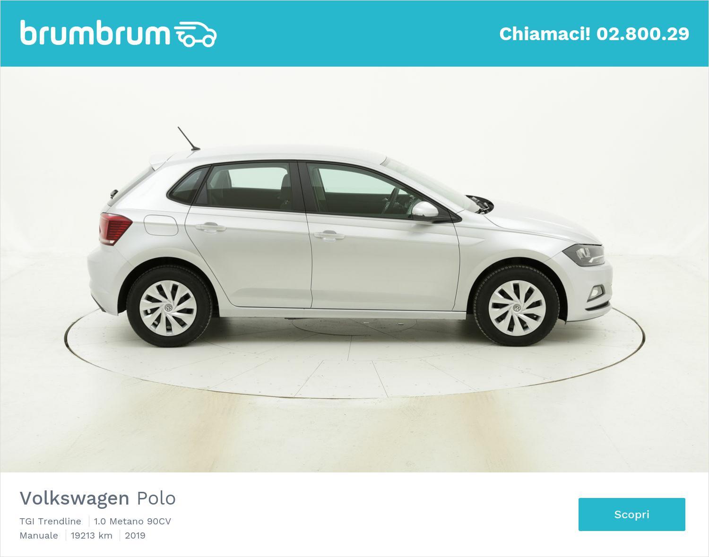 Volkswagen Polo usata del 2019 con 19.312 km | brumbrum