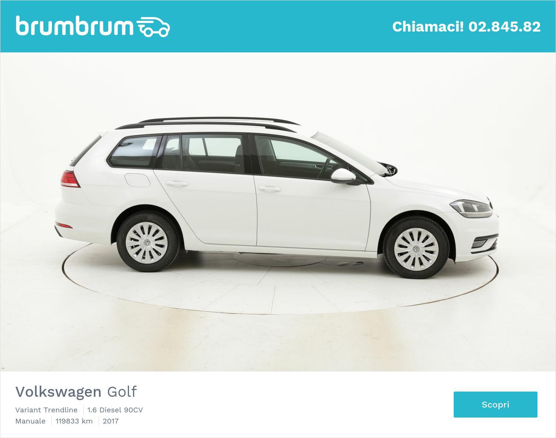 Volkswagen Golf usata del 2017 con 120.336 km | brumbrum