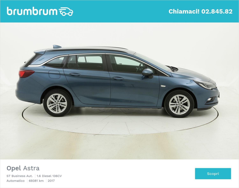 Opel Astra usata del 2017 con 69.498 km   brumbrum