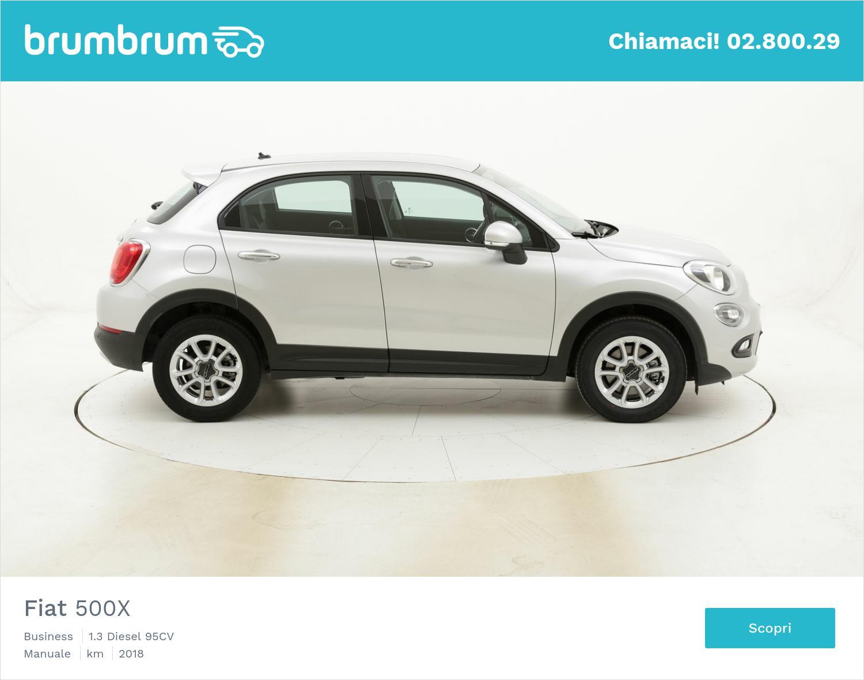 Fiat 500X Business usata del 2018 con 39.781 km | brumbrum