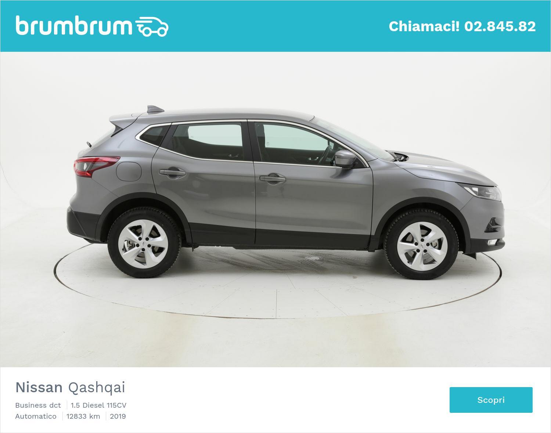 Nissan Qashqai usata del 2019 con 13.006 km   brumbrum