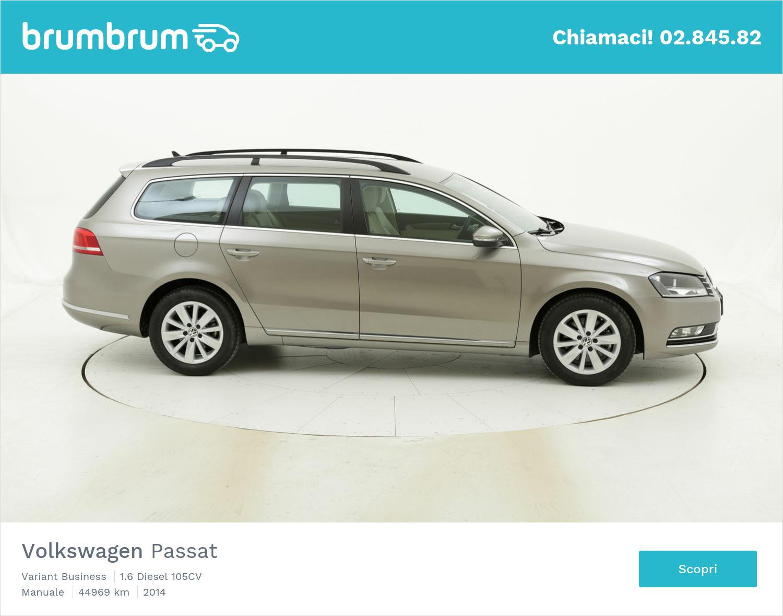 Volkswagen Passat usata del 2014 con 45.085 km | brumbrum