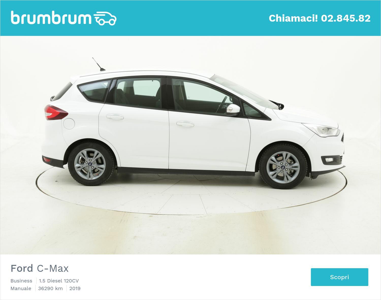 Ford C-Max usata del 2019 con 36.300 km | brumbrum