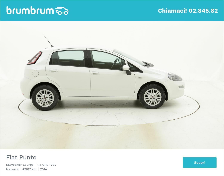 Fiat Punto usata del 2014 con 49.204 km | brumbrum