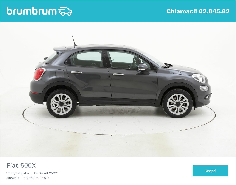 Fiat 500X usata del 2016 con 41.601 km | brumbrum