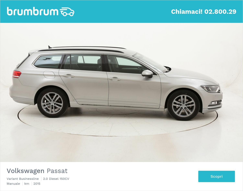 Volkswagen Passat Variant Businessline usata del 2015 con 110.035 km   brumbrum