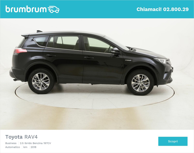 Toyota RAV4 Business usata del 2018 con 41.308 km   brumbrum