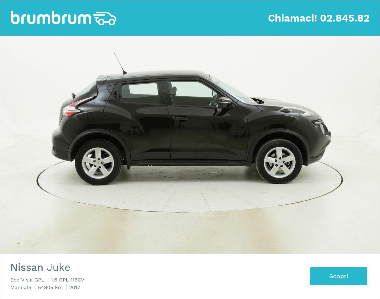 Nissan Juke usata del 2017 con 54.952 km | brumbrum