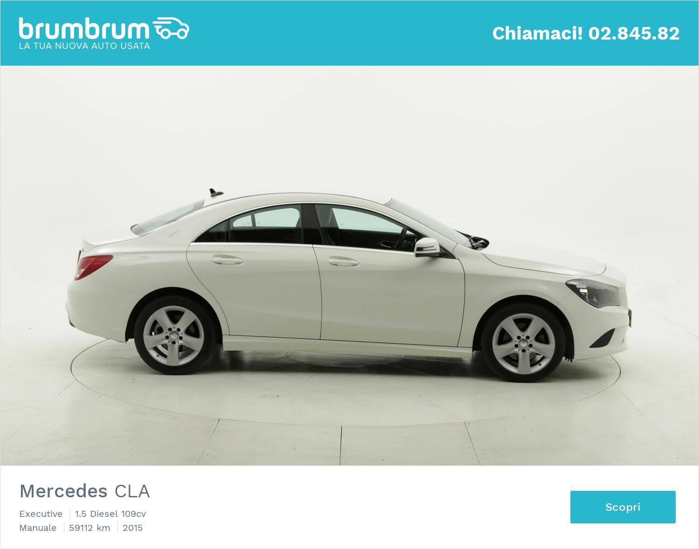 Mercedes CLA usata del 2015 con 59.145 km | brumbrum