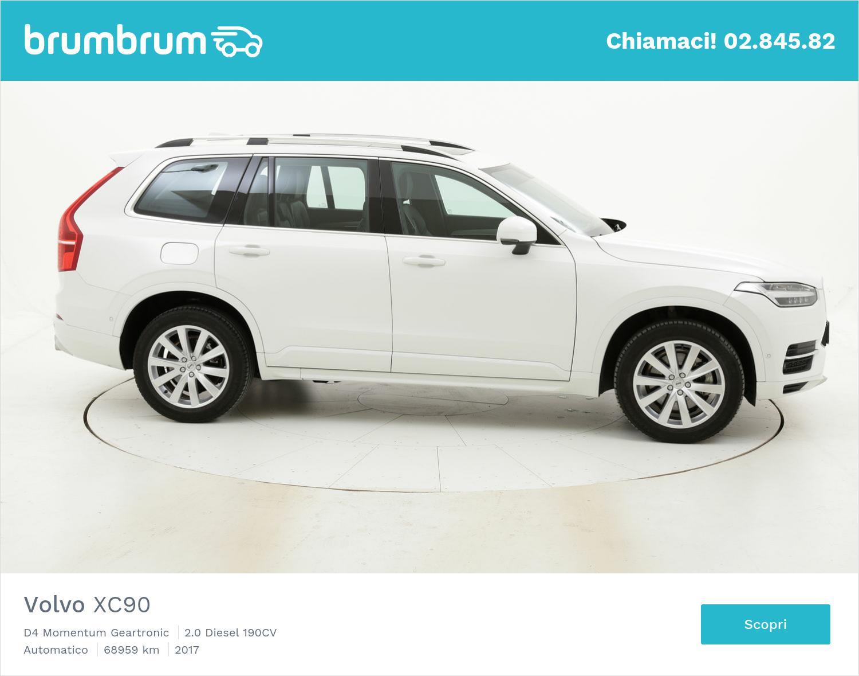 Volvo XC90 usata del 2017 con 69.095 km | brumbrum