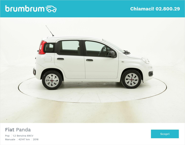 Fiat Panda usata del 2016 con 42.161 km | brumbrum