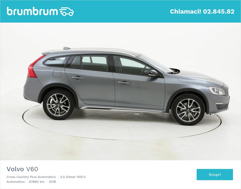 Volvo V60 usata del 2018 con 68.000 km   brumbrum