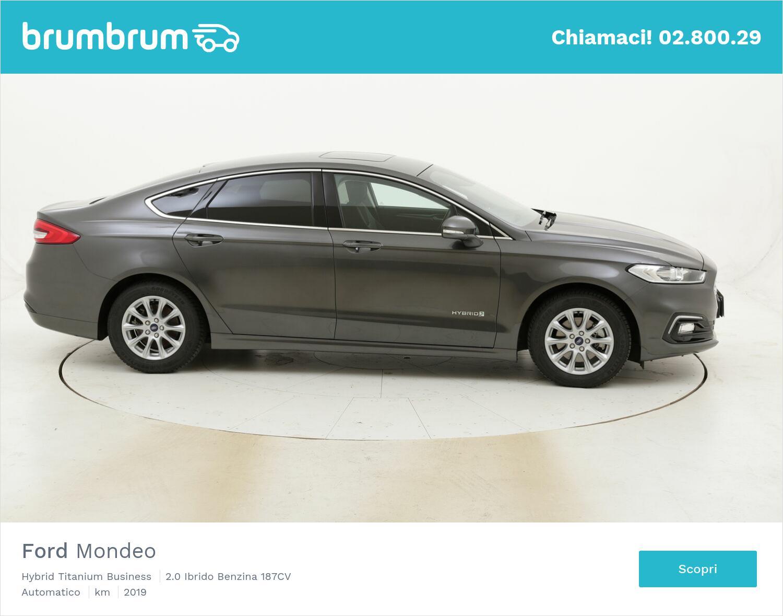 Ford Mondeo Hybrid Titanium Business usata del 2019 con 30.901 km | brumbrum
