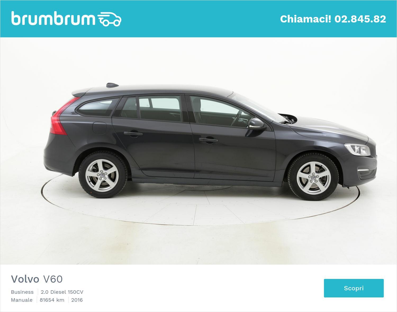 Volvo V60 usata del 2016 con 82.004 km | brumbrum