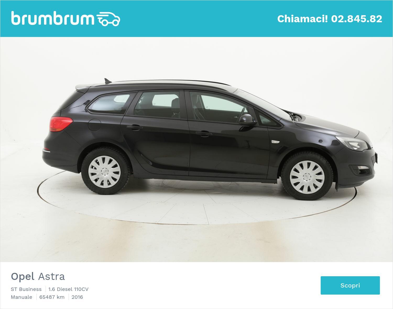 Opel Astra usata del 2016 con 65.807 km | brumbrum