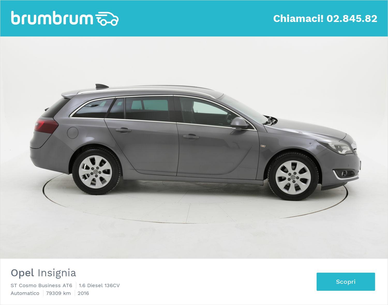 Opel Insignia usata del 2016 con 79.641 km | brumbrum