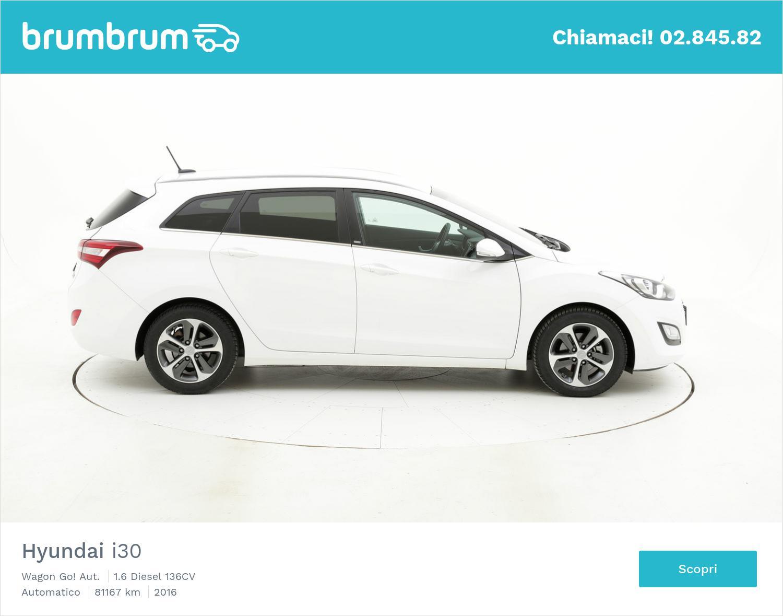 Hyundai I30 usata del 2016 con 81.240 km | brumbrum