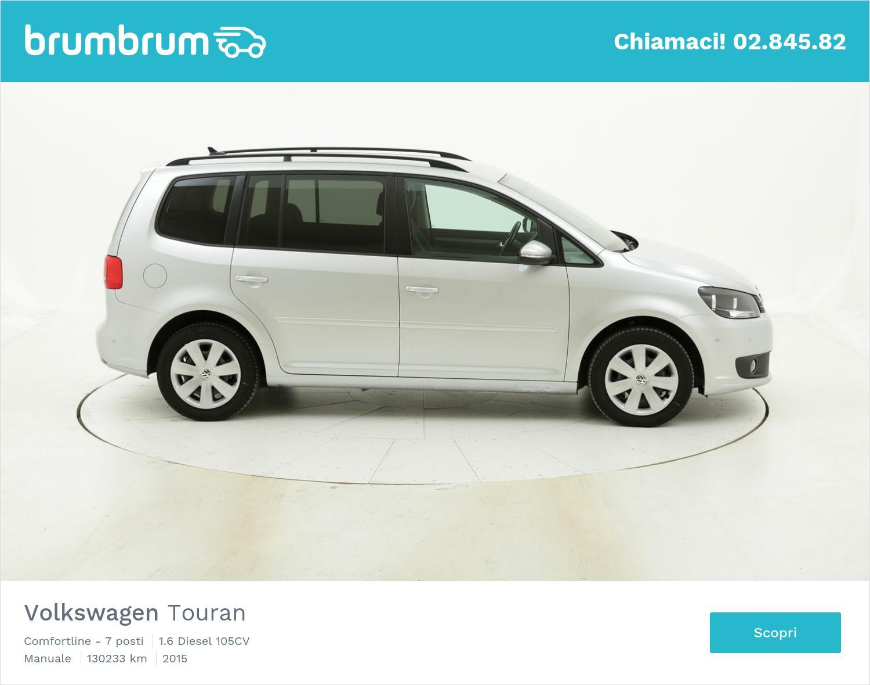 Volkswagen Touran usata del 2015 con 130.305 km | brumbrum