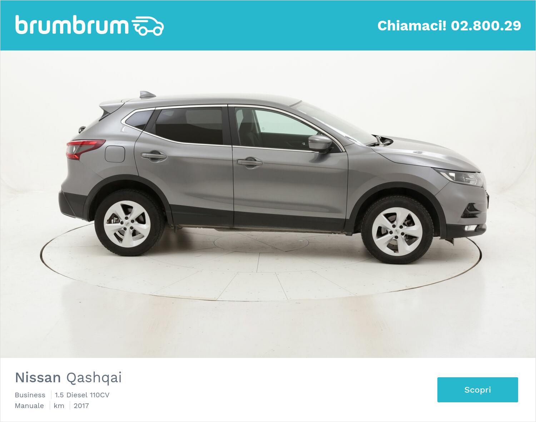 Nissan Qashqai Business usata del 2017 con 104.825 km | brumbrum