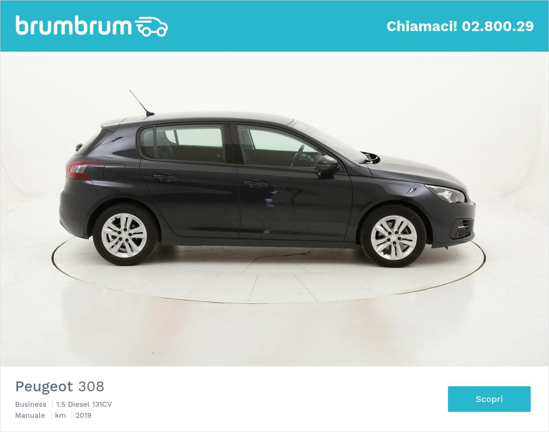 Peugeot 308 Business usata del 2019 con 120.134 km | brumbrum