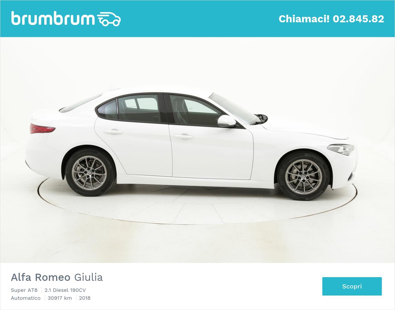 Alfa Romeo Giulia usata del 2018 con 31.471 km | brumbrum