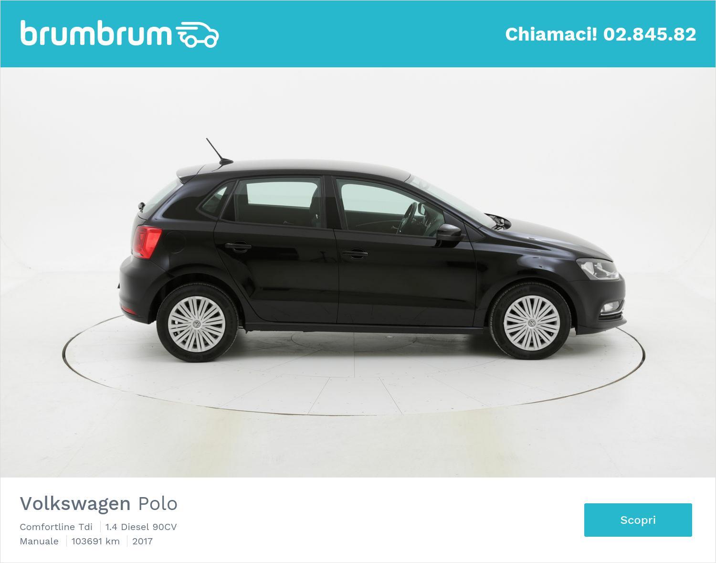 Volkswagen Polo usata del 2017 con 103.872 km | brumbrum