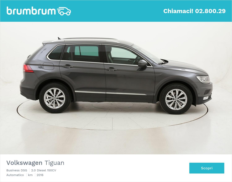 Volkswagen Tiguan Business DSG usata del 2016 con 116.061 km | brumbrum