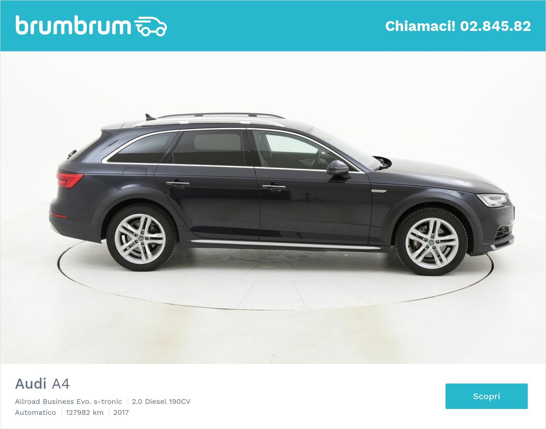 Audi A4 usata del 2017 con 128.435 km | brumbrum