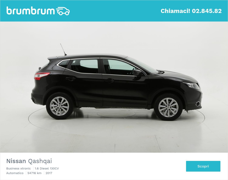 Nissan Qashqai usata del 2017 con 54.943 km | brumbrum
