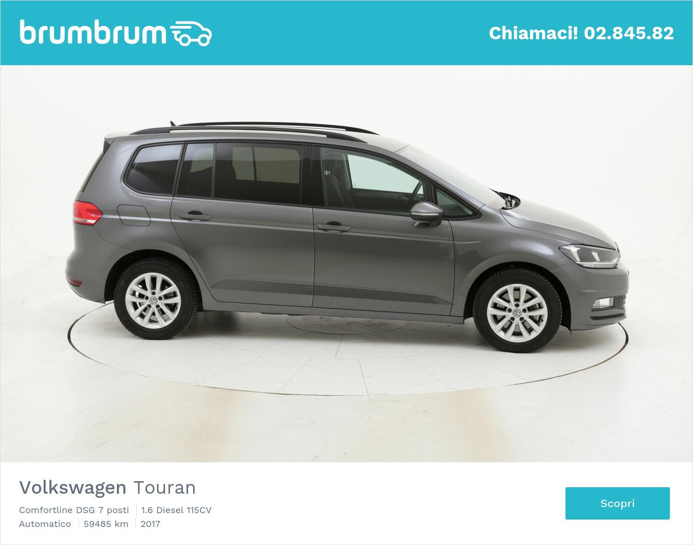 Volkswagen Touran usata del 2017 con 59.459 km | brumbrum