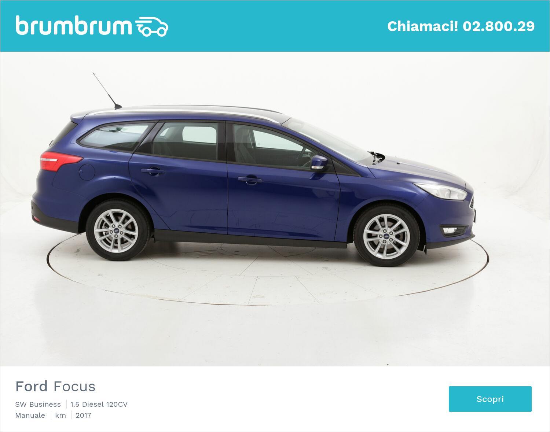 Ford Focus SW Business usata del 2017 con 106.495 km | brumbrum