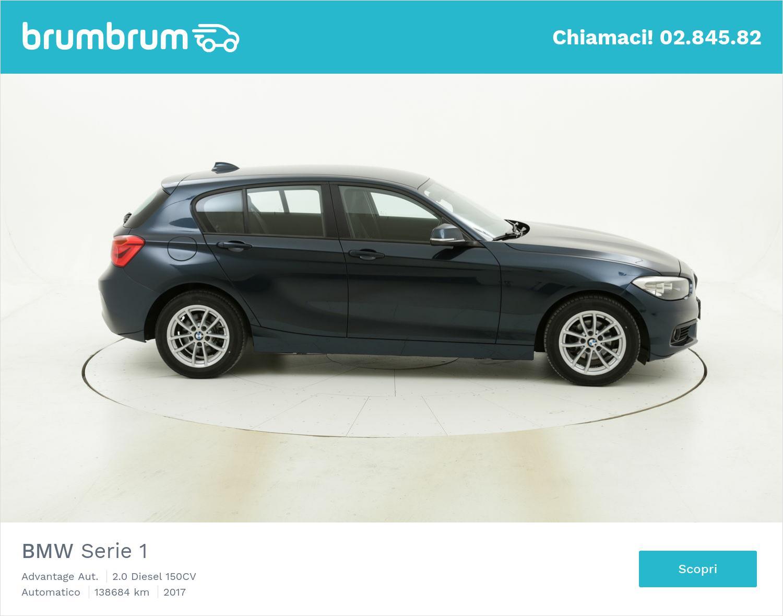 BMW Serie 1 usata del 2017 con 138.691 km | brumbrum