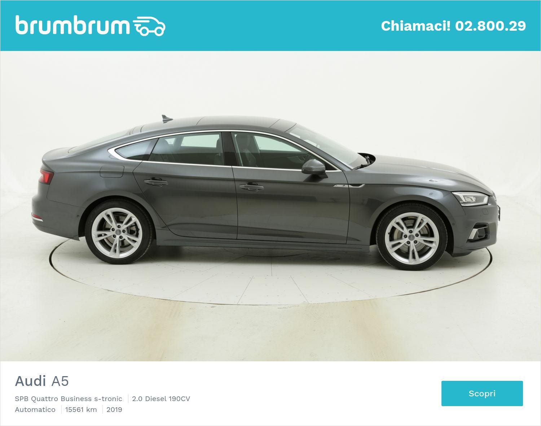 Audi A5 usata del 2019 con 16.130 km | brumbrum