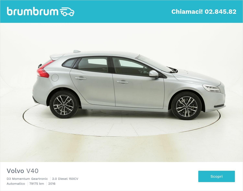 Volvo V40 usata del 2016 con 79.558 km | brumbrum