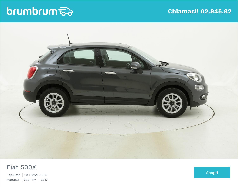Fiat 500X usata del 2017 con 6.439 km | brumbrum