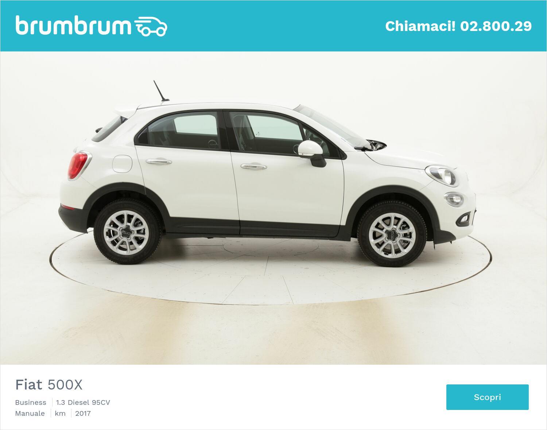 Fiat 500X Business usata del 2017 con 26.536 km | brumbrum