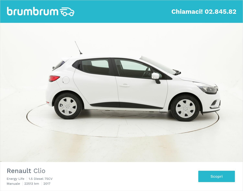 Renault Clio usata del 2017 con 22.766 km | brumbrum