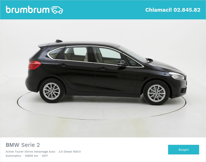 BMW Serie 2 usata del 2017 con 34.199 km | brumbrum