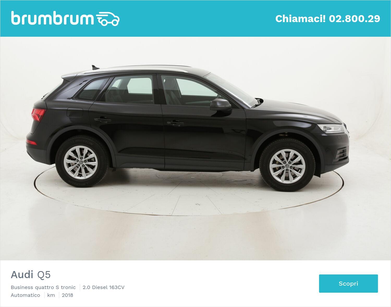 Audi Q5 Business quattro S tronic usata del 2018 con 109.328 km | brumbrum