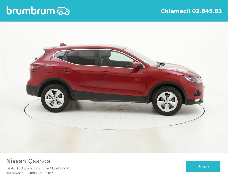 Nissan Qashqai usata del 2017 con 54.129 km | brumbrum