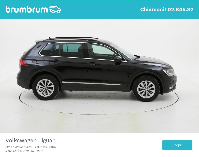 Volkswagen Tiguan usata del 2017 con 140.142 km | brumbrum