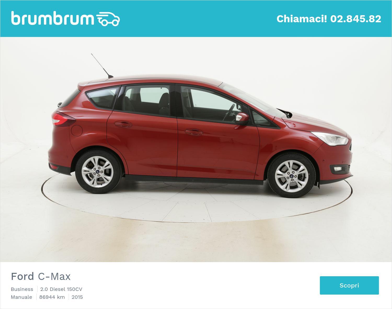 Ford C-Max usata del 2015 con 86.999 km | brumbrum